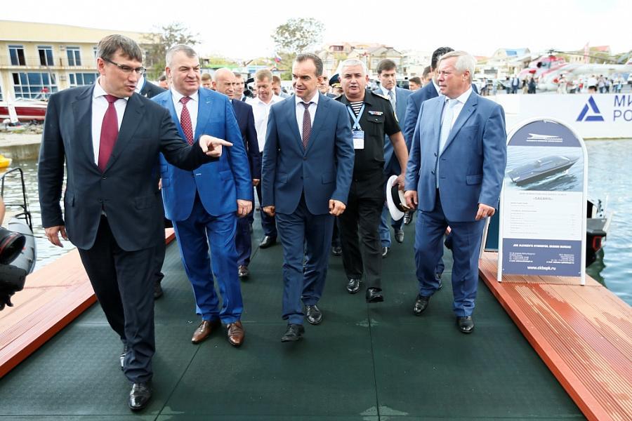 «Факты 24»: Вениамин Кондратьев дал старт выставке «Гидроавиасалон-2018» в Геленджике, в Краснодаре прошли тактические учения по ликвидации ЧС