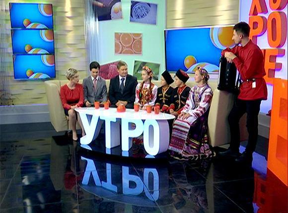 Руководитель школы народного искусства Иван Албанов: в нашей школе дети получают путевку в будущее