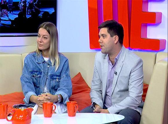Начальник управления по делам молодежи Краснодара Георгий Пронькин: на Дне города будет 60 площадок