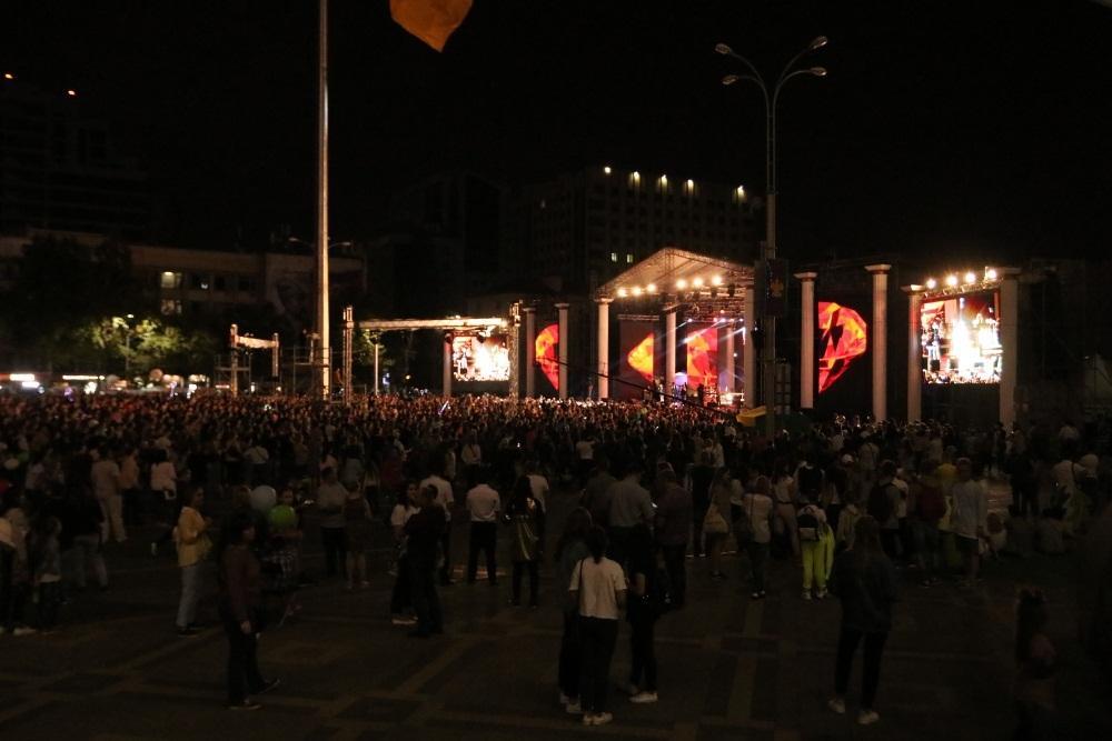 «Факты 24»: Краснодар официально стал городом-миллионером, на концерте в честь Дня города на Театральной площади собрались 90 тыс. человек