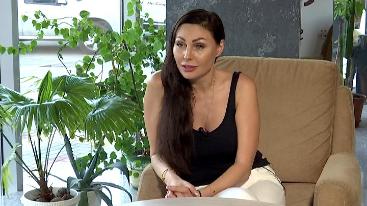 Актриса театра и кино, телеведущая, певица Наталья Бочкарева: хотелось бы, чтобы фильмы заставляли задуматься