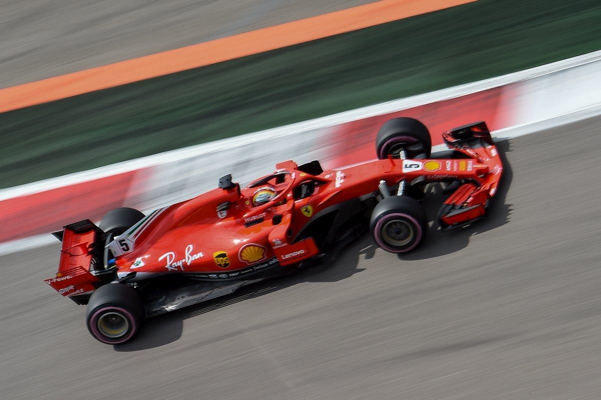 Гран-при России «Формула-1» в Сочи