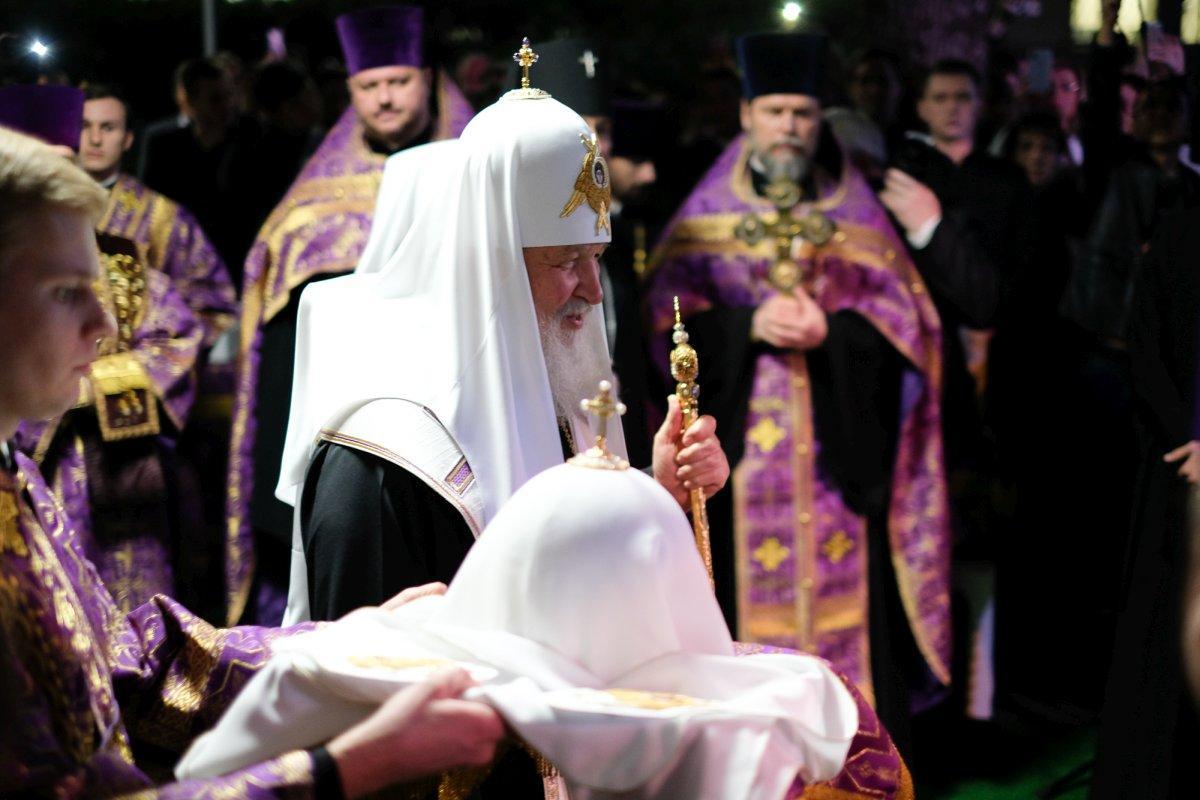 «Постфактум»: Патриарх Кирилл посетил Кубань