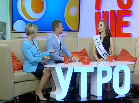 Менеджер страховой компании и модель Кристина Шатунина: «Мисс офис» — не просто конкурс красоты, нужно показать интеллект