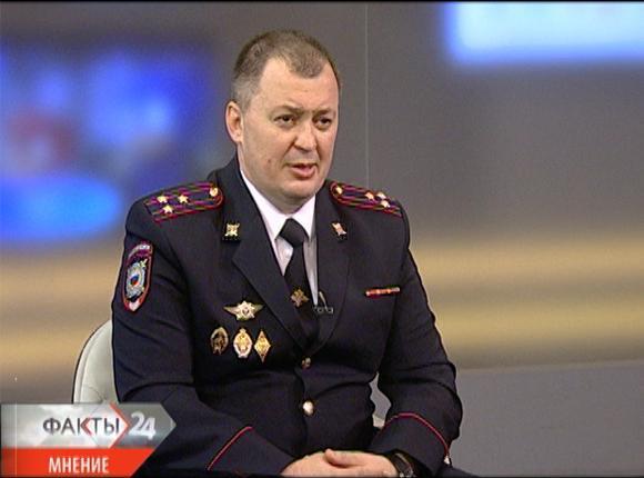 Начальник управления уголовного розыска Олег Гусаков: профессиональное мастерство и интуиция — главное в работе опера