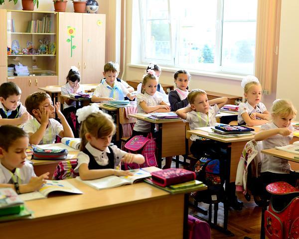 В школах Кубани началась запись детей в первоклассники
