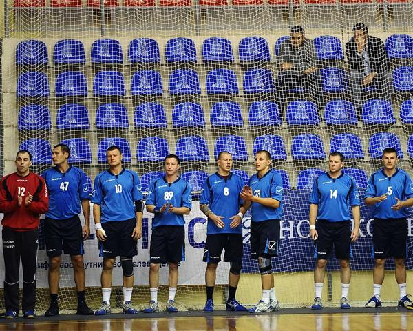 Гандбольный СКИФ начал финальный этап чемпионата России