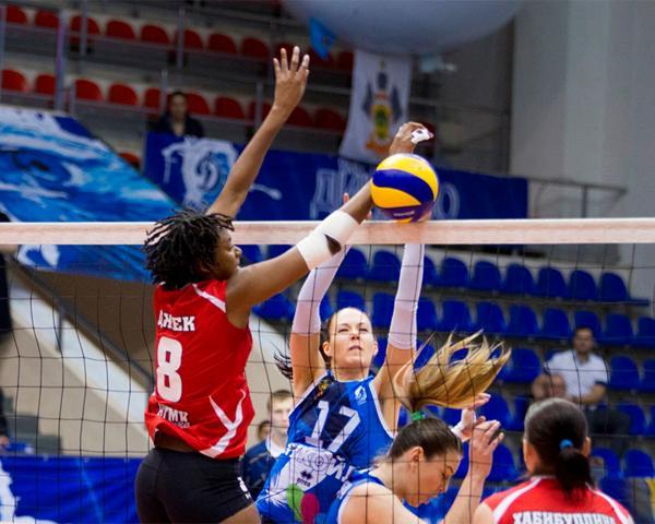 Волейболистки «Динамо Краснодар» вылетели из чемпионата России
