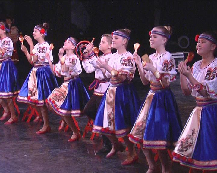 Краснодарскому ансамблю ложкарей «Барыня» исполнилось 15 лет