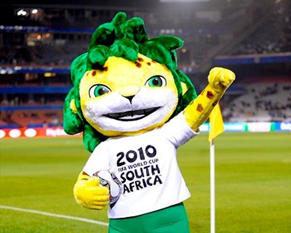 Самые интересные талисманы в истории чемпионатов мира по футболу