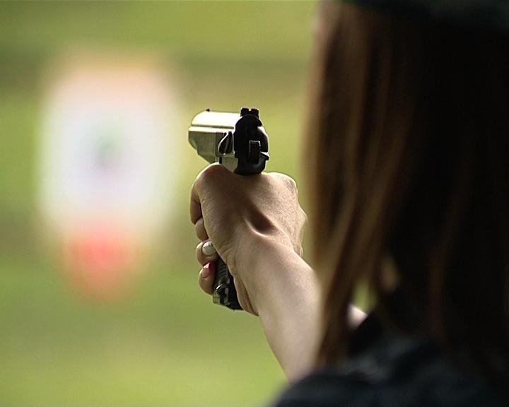 В Краснодаре для сотрудников МВД начался чемпионат по стрельбе