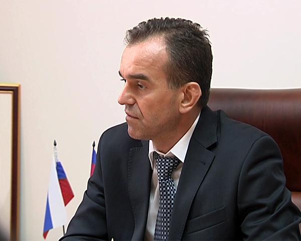 Врио губернатора выслушал жалобы и просьбы жителей Кубани