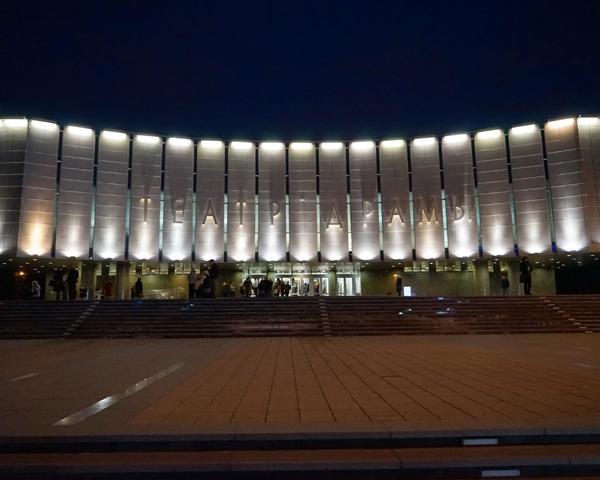 Кубань присоединится к всероссийской акции «Театральная бессонница»