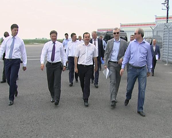 Проблемы краснодарского аэропорта обсудили на федеральном уровне
