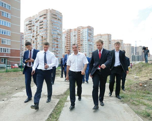 Кондратьев заявил о необходимости одобрения генплана Краснодара горожанами