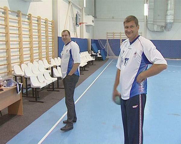 Кубанские гандболисты поделились воспоминаниями о победе на Олимпиаде-2000