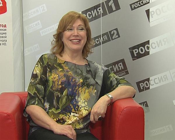 Директор ГТРК «Кубань» Наталья Тованчева отметила юбилей выпуском книги