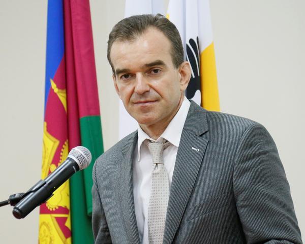 Вениамин Кондратьев внес изменения в структуру краевой администрации