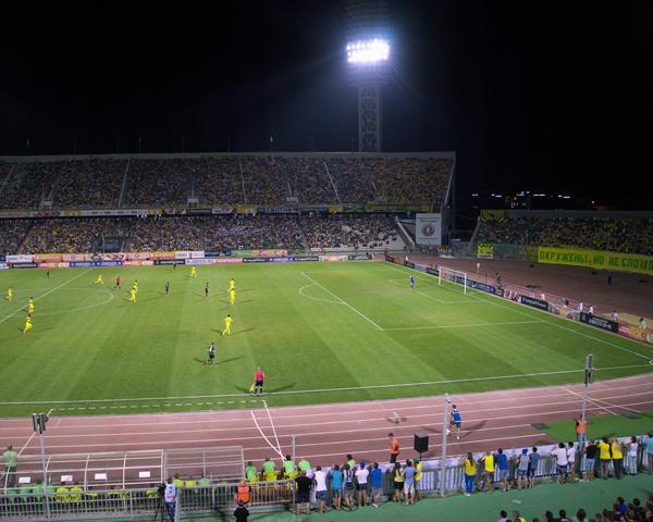 Экс-футболист, комментатор и журналист рассказали о первых матчах на стадионе «Кубань»