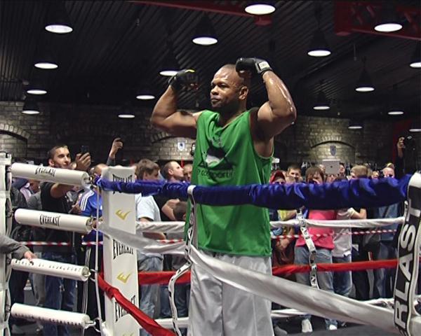 Готова ли Анапа принять боксера Роя Джонса