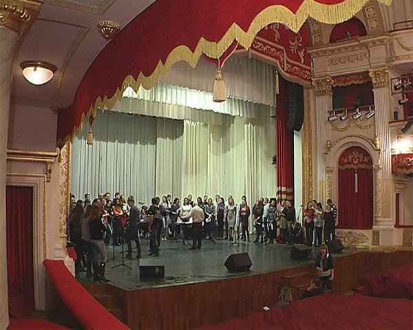 Артисты краснодарской филармонии имени Пономаренко дали концерт в честь дня рождения композитора