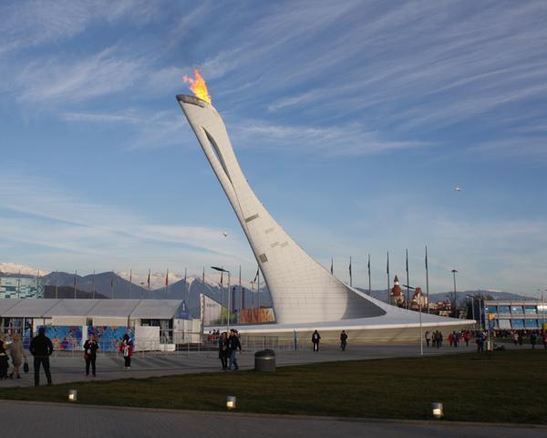 В Сочи отметят вторую годовщину со дня старта Олимпиады