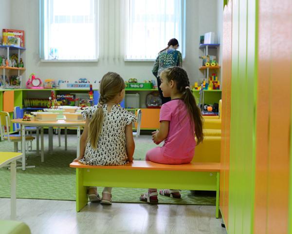 На Кубани за год открылось более 30 групп по присмотру за детьми
