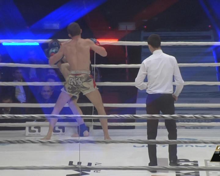 Краснодарские бойцы Винник, Гундаренко и Шаматава стали победителями турнира «Южный фронт»