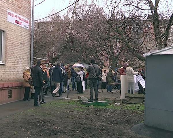 Жители Ростовского шоссе в Краснодаре вышли на митинг против ремонта дороги