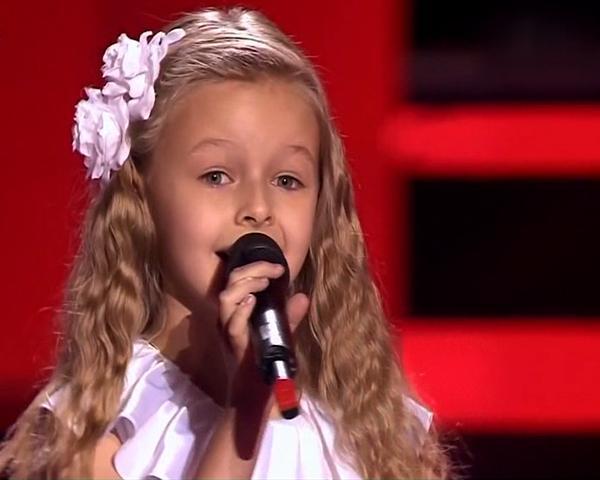 Семилетняя певица из Кущевской стала участницей третьего сезона шоу «Голос. Дети»