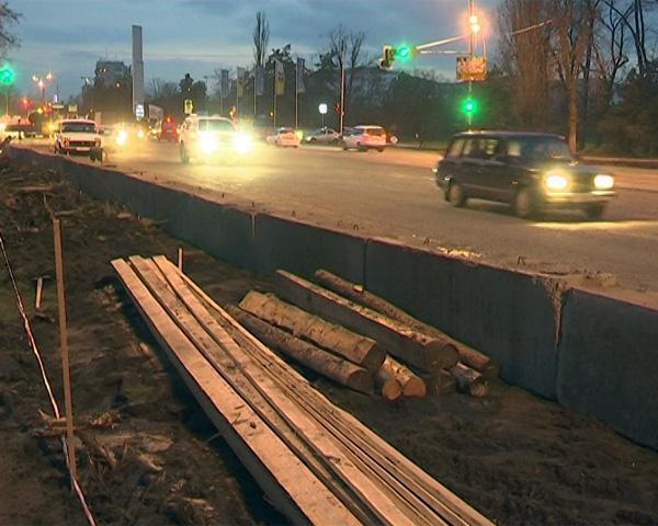 Почему в Краснодаре на Ростовском шоссе образуются пробки