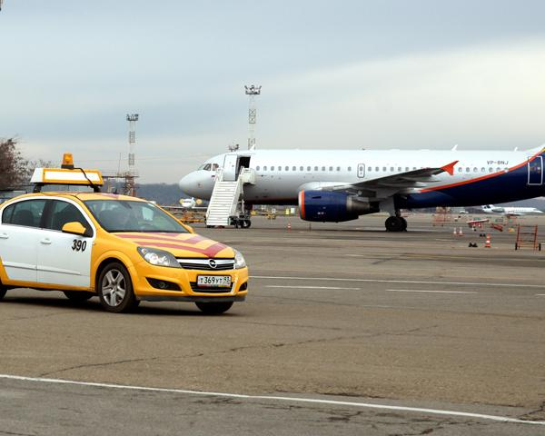 В аэропорт Краснодара перенаправили девять рейсов из Ростова-на-Дону