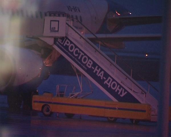 Собкор «Кубань 24» рассказала о ситуации в аэропорту Ростова-на-Дону