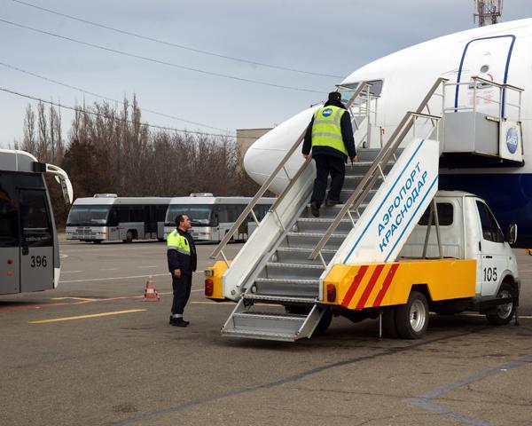 Власти Кубани заявили о готовности принимать перенаправленные из Ростова авиарейсы