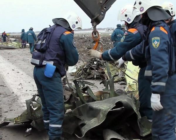 В России могут изменить правила авиаперевозок после крушения самолета в Ростове