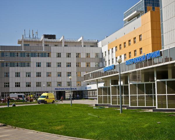 История краевой клинической больницы имени Очаповского