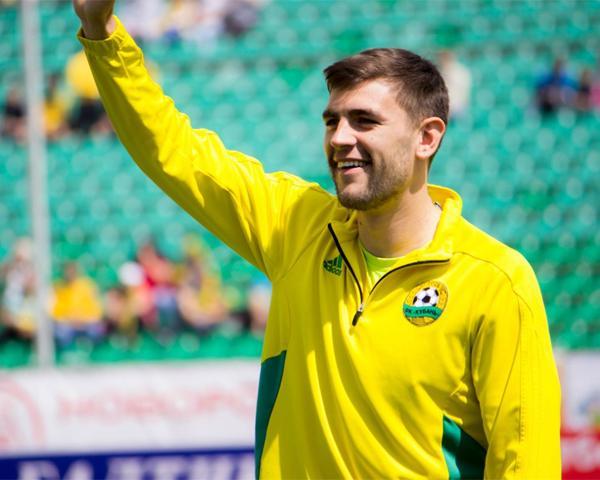 Игрок ФК «Кубань» Армаш: «Амкар» был доволен ничьей, а мы — нет