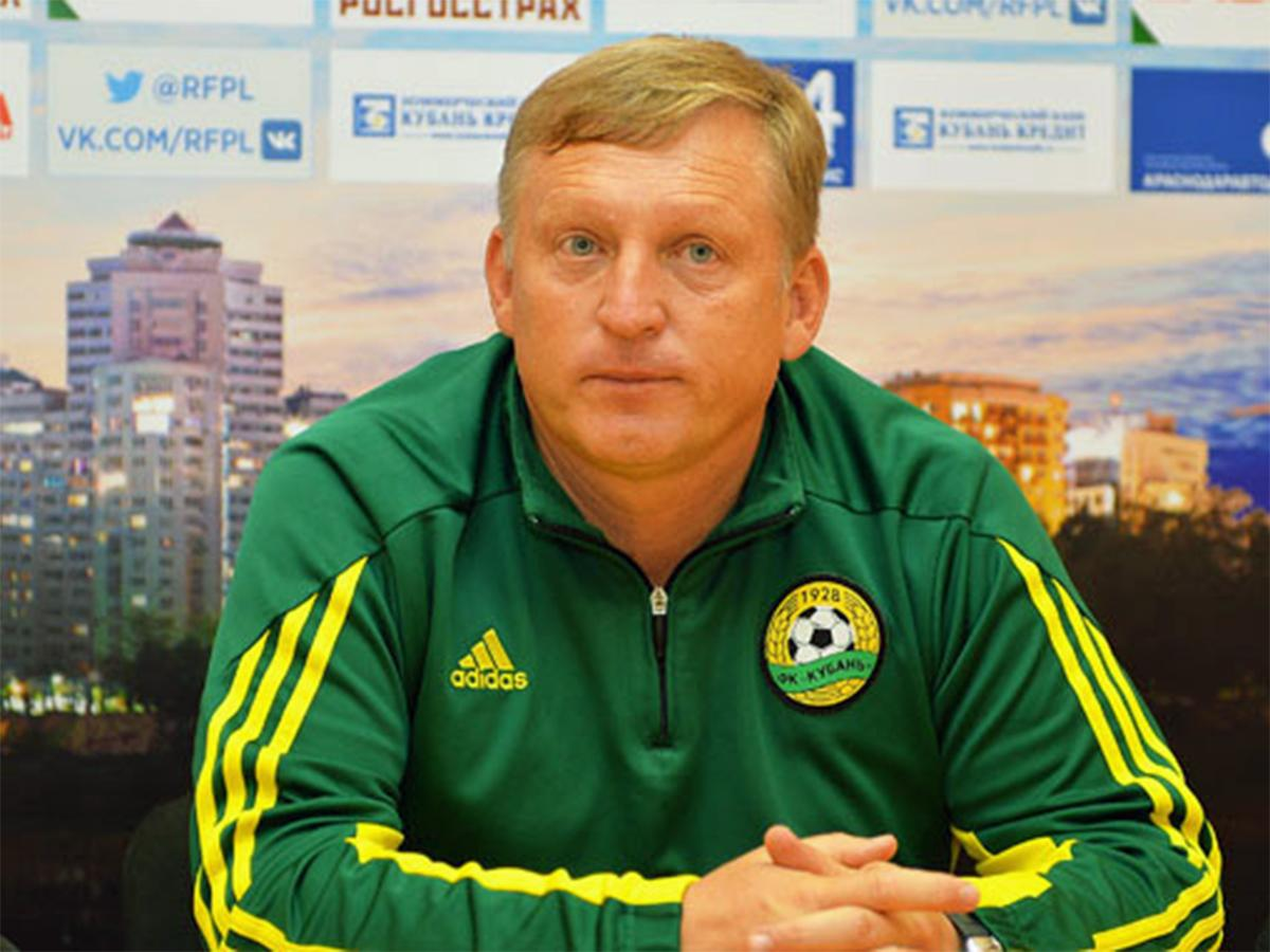 Кто такой новый главный тренер ФК «Кубань» Игорь Осинькин