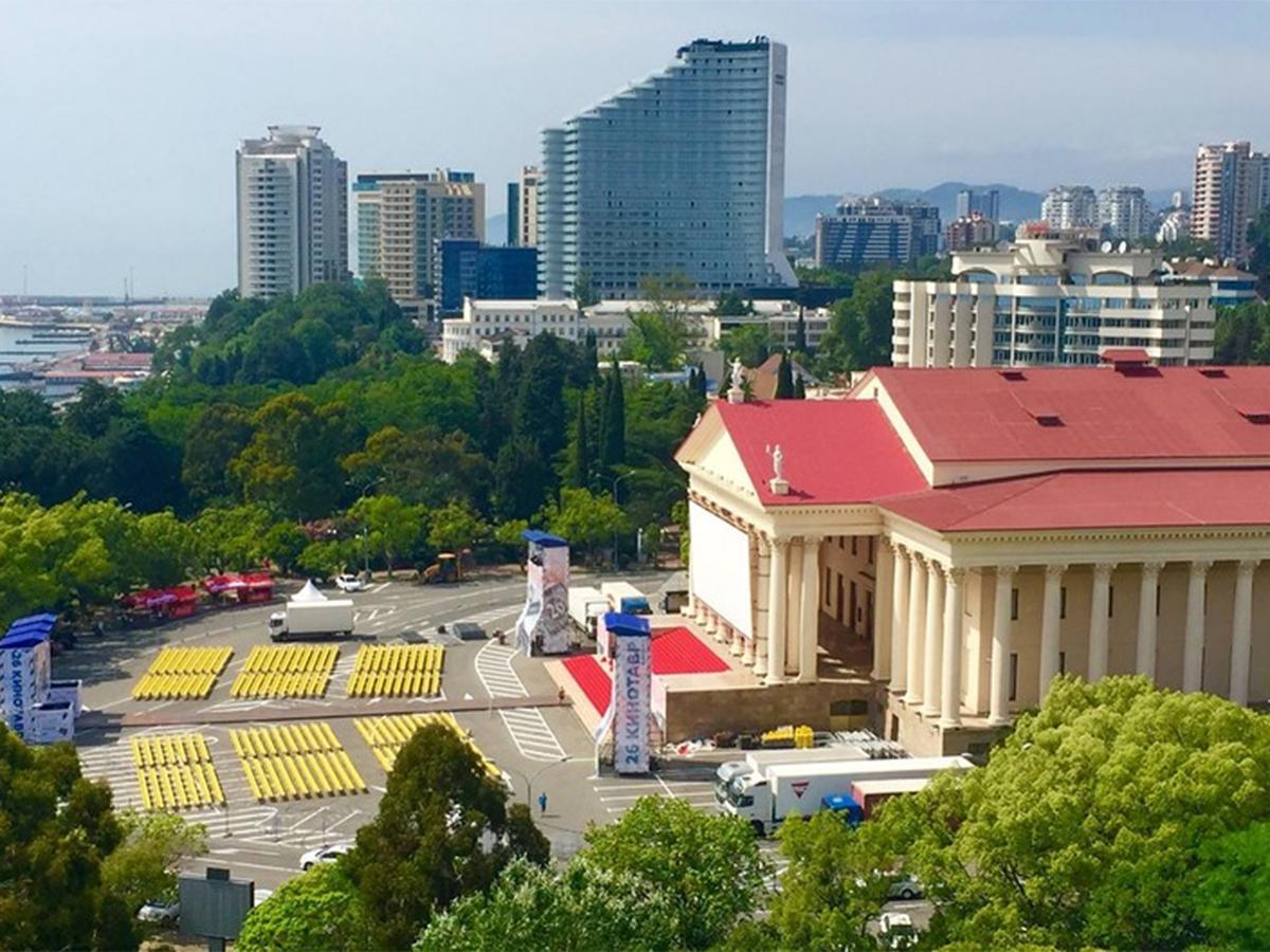 В Сочи открылся 27-й «Кинотавр»