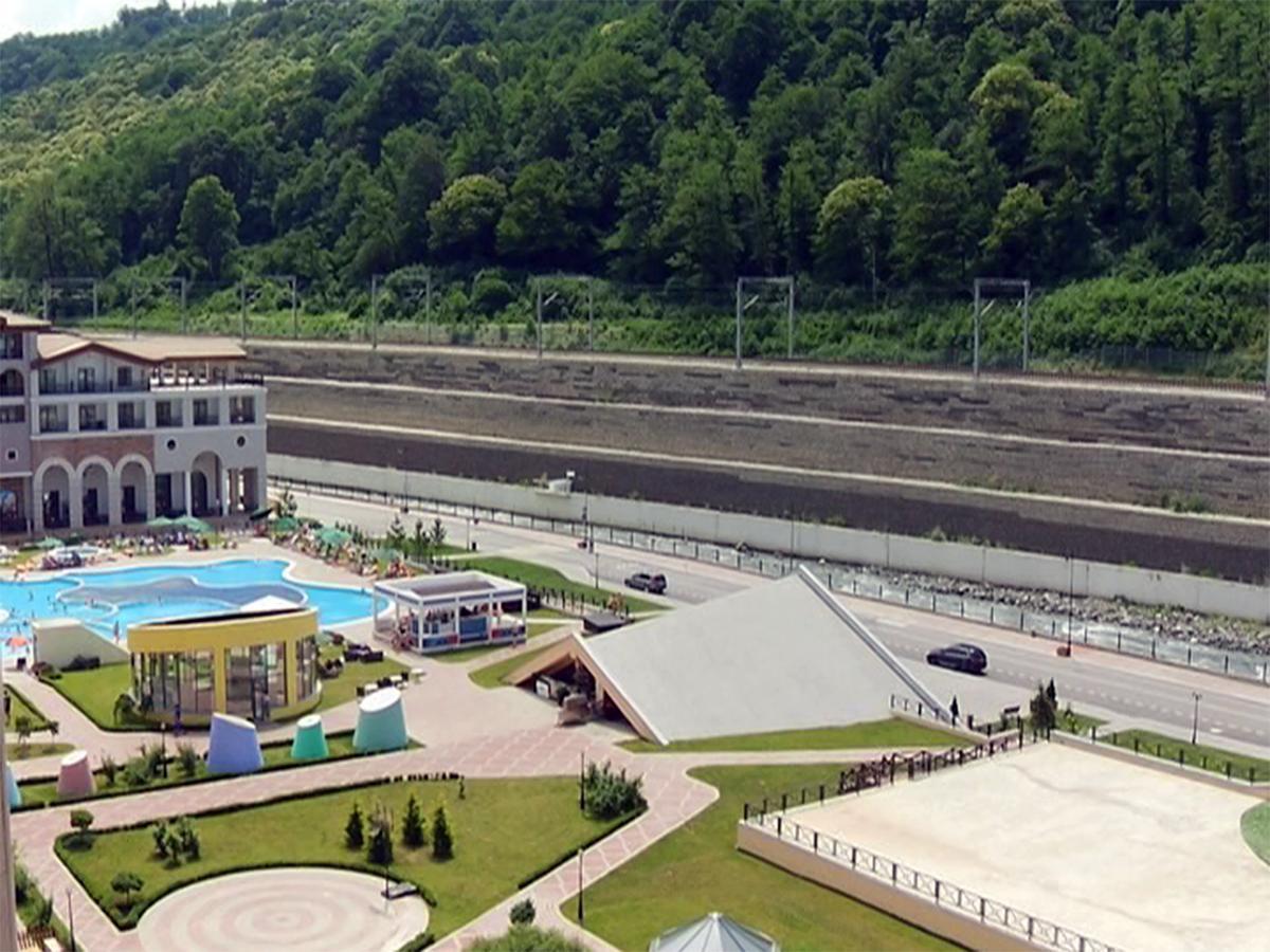 Курорты Красной Поляны подготовили для отдыхающих летнюю программу