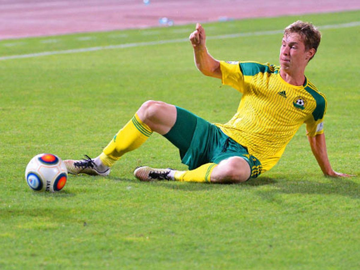 Футболист «Кубани» Ильин: ничья с «Лучом-Энергией» — не самый удачный исход