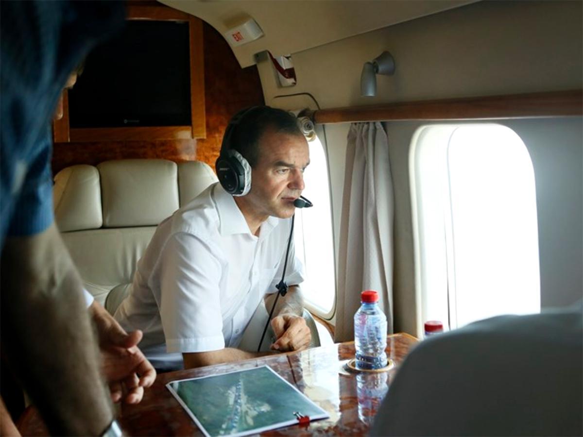 Губернатор Кубани оценил масштабы заторов на трассе М4 «Дон»