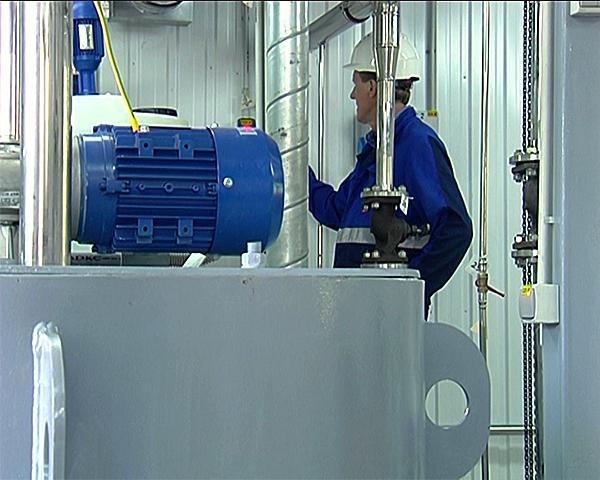 В Геленджике сточные воды стали очищать с помощью специальных бактерий
