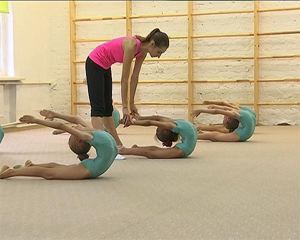 Что такое эстетическая гимнастика
