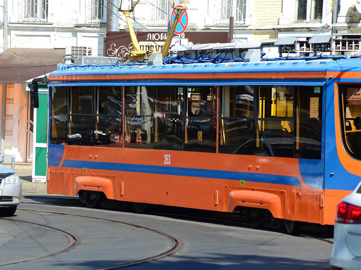 В трамваях Краснодара установили видеорегистраторы