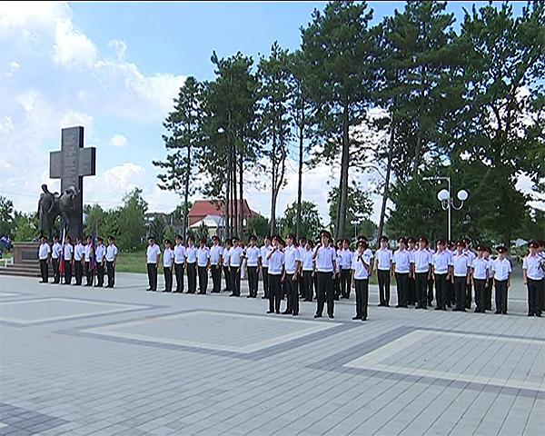 Атаман Кубанского казачьего войска побывал в Бриньковском кадетском корпусе