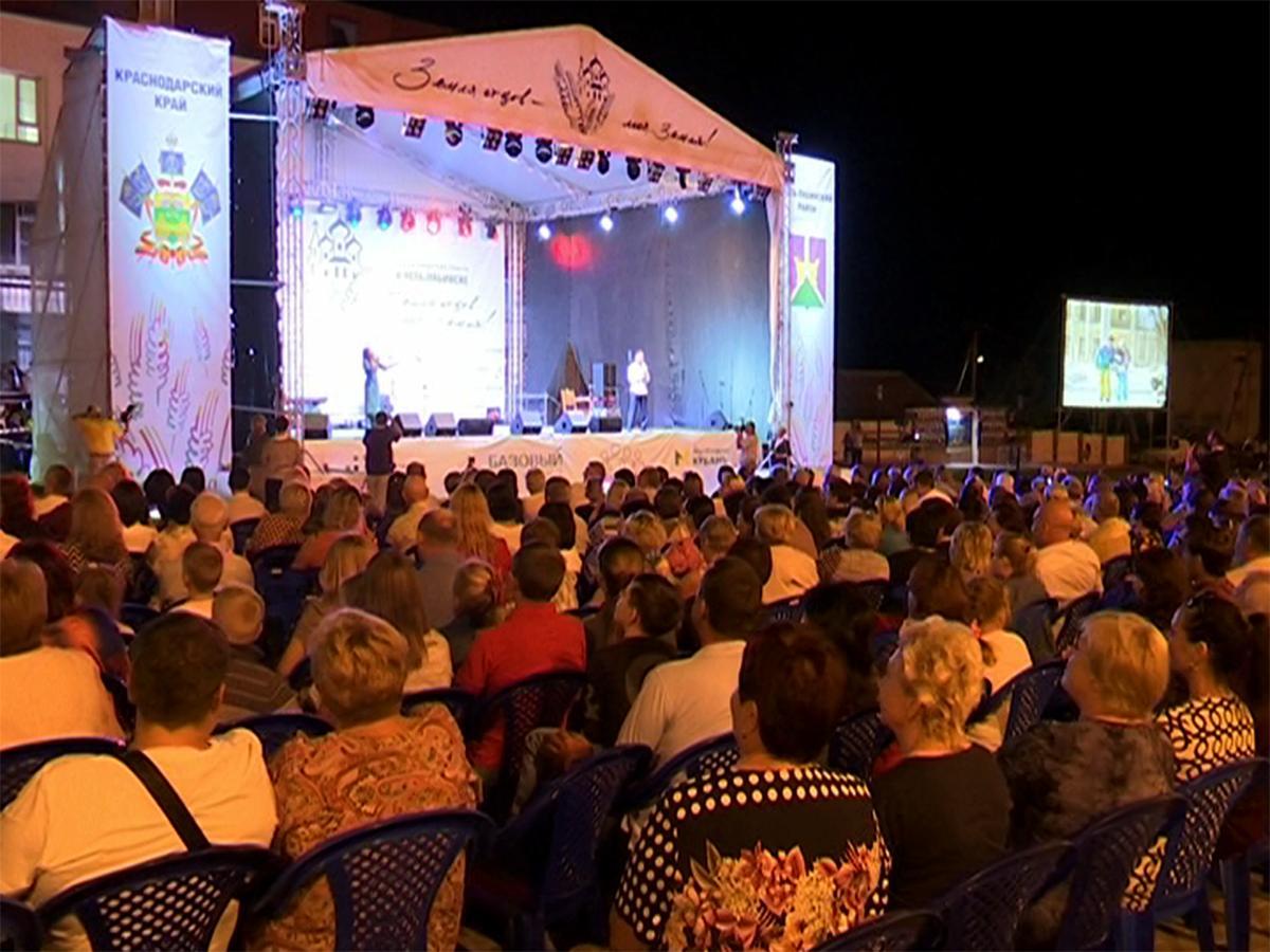 В Усть-Лабинске на фестивале «Земля отцов — моя земля!» покажут 40 фильмов