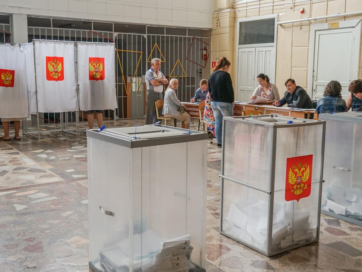 Выборы на Кубани: как проходило голосование