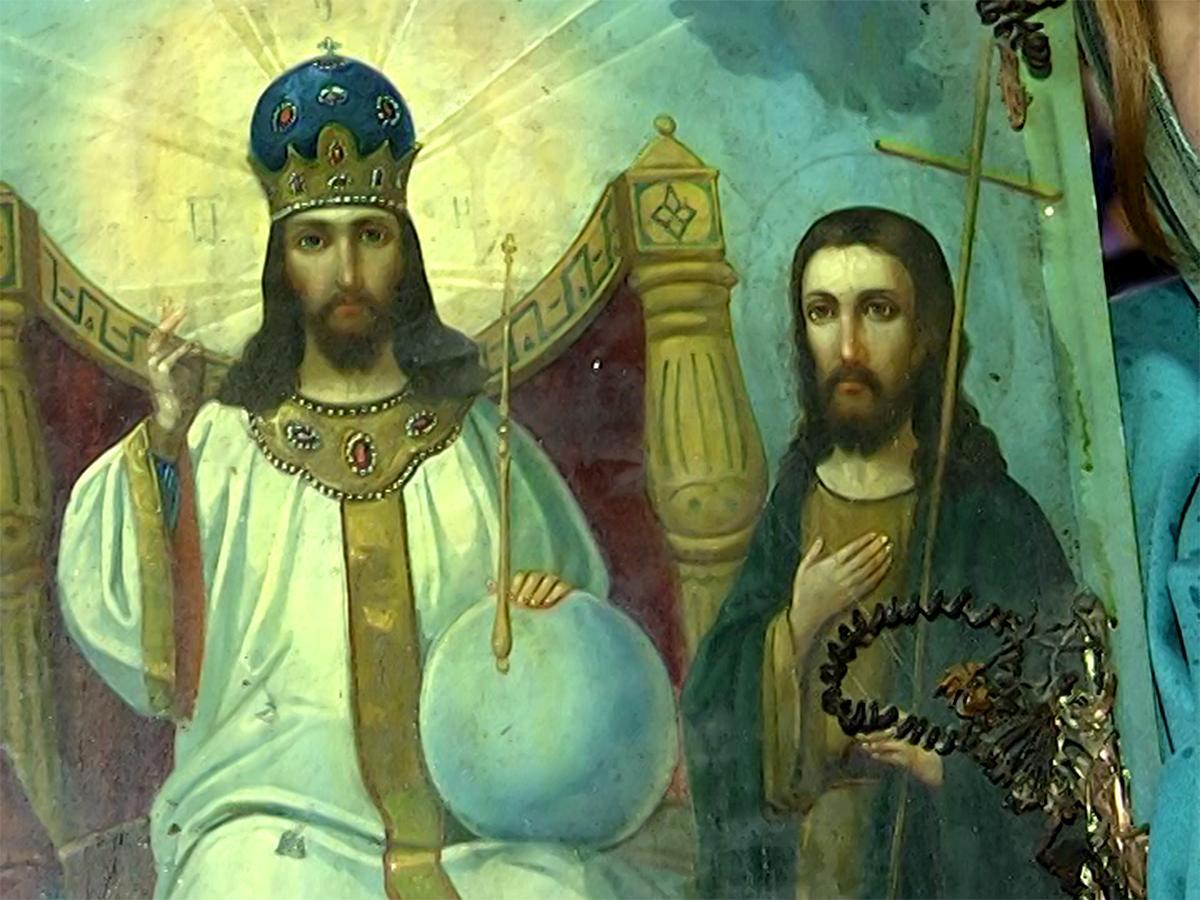 В храм Рождества Богородицы станицы Воронежской возвращена старая икона