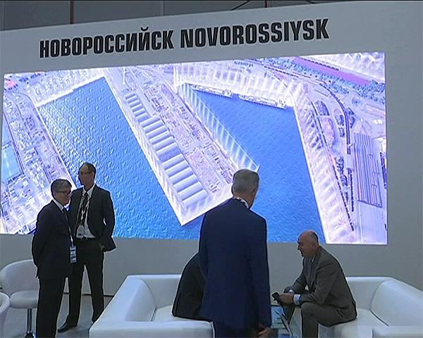 Новороссийск на инвестфоруме в Сочи подписал контракты на 38 млрд рублей